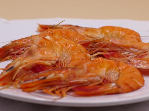 Maison Matthieu - Crevettes Royales Fumées 100g