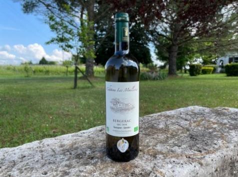 Vignobles Fabien Castaing - AOC Bergerac Blanc Sec Château Les Mailleries Grand Terroir 2018 - 6x75cl