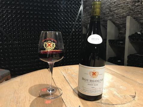 "Domaine Michel & Marc ROSSIGNOL - Bourgogne ""Pinot Noir"" 2018 - 12 Bouteilles"