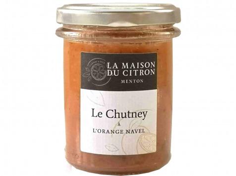 La Maison du Citron - Chutney À L'orange Navel