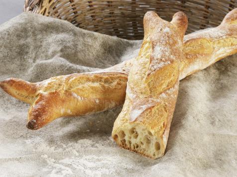 Maison Boulanger - 1/2 Baguette Sarmentine Pré-cuite Surgelée *3
