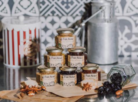 Le Petit Atelier - Tartinable Bio Aux Poivrons Grillés