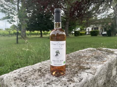 Vignobles Fabien Castaing - AOC Bergerac Rosé  Prim'Origine 2020 - 75cl