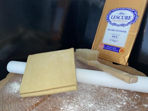 Le Fournil de Saint-Congard - Pâte Feuilletée prête à l'emploi - 500 g