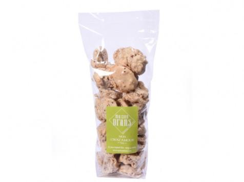 Biscuiterie Maison Drans - Croq'amour à l'Anis - 100 g