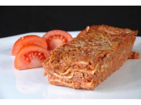 La Ferme du Luguen - Lasagne De Canard - 1/2 Pers