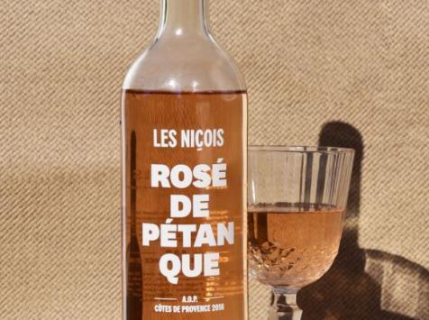 Les Niçois - Les Nicois Rosé Petanque 75cl