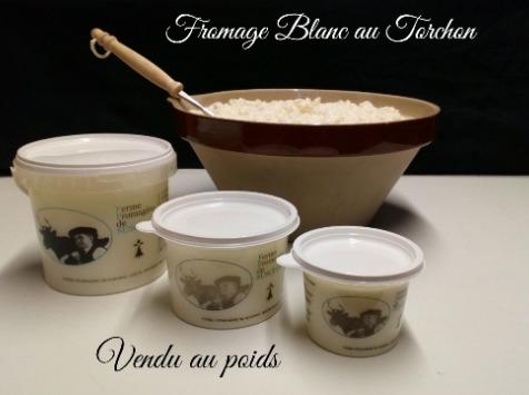 Tome de Rhuys - Fromage Blanc Battu Ou Lissé