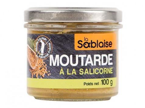 Ô'Poisson - Moutarde À La Salicorne