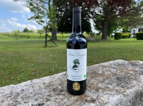 Vignobles Fabien Castaing - AOC Bergerac Rouge Prim'Origine 2018 - 6x75cl