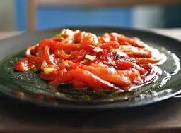 Graines Précieuses - Délicieux Confits De Poivrons Rouges Et De Tomates Braisées