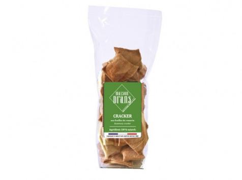 Biscuiterie Maison Drans - Crackers au Romarin - 75 g