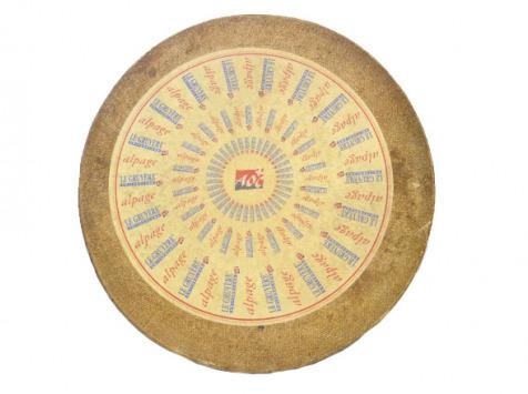 Fromagerie Seigneuret - Gruyère Suisse - 500g