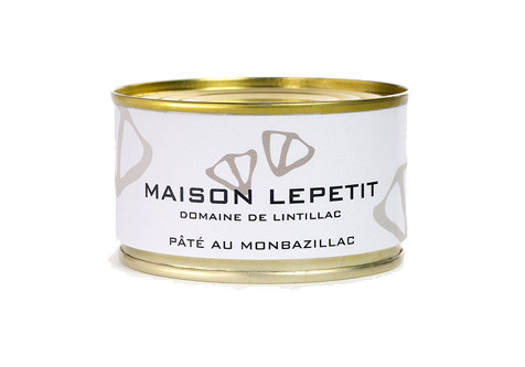 Maison Lepetit - Pâté Monbazillac