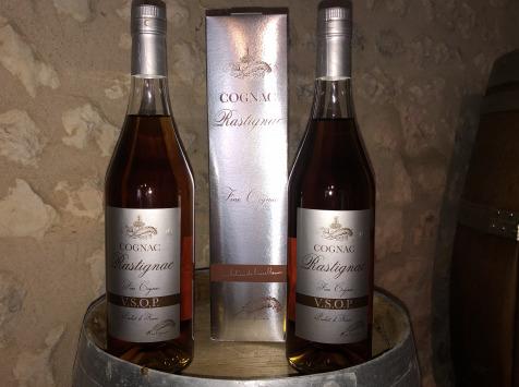 Château des Plassons - Cognac Rastignac Vsop 70cl