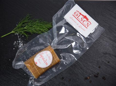 Olsen - Mini filet d'espadon fumé 160g