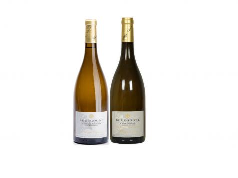 Domaine Tupinier Philippe - 1 Bouteille Bourgogne Blanc Vieilles Vignes 1 Bourgogne Côte d'Auxerre Blanc