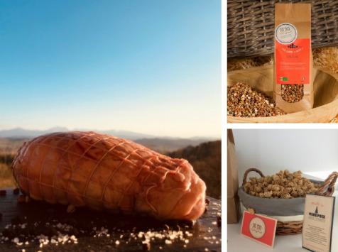 Du bio dans l'assiette - [Précommande] Offre Pâques : Rôti D'épaule Agneau Fermier Bio 1kg + 2 Produits Offerts