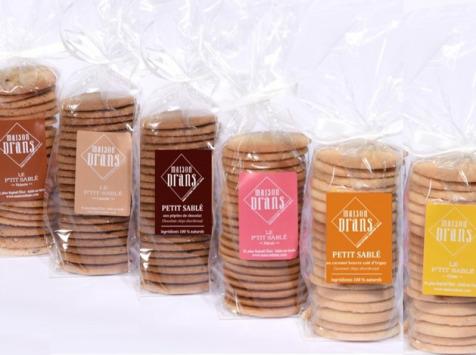 Biscuiterie Maison Drans - Coffret Prestige Maison Drans - 1200 g