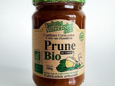 Jean-Paul Vincensini et Fils - Confiture de Prune Bio