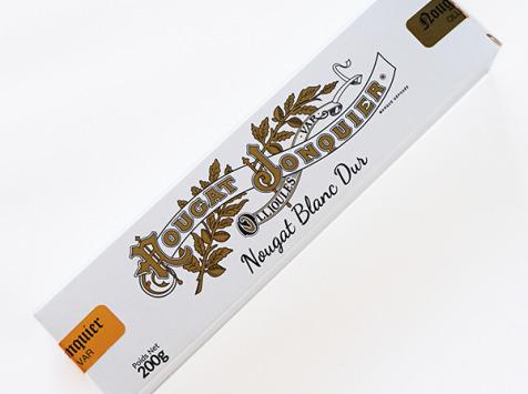 Maison Jonquier - Nougat Blanc Dur - 200g