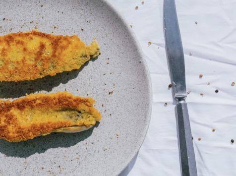 Côté Fish - Mon poisson direct pêcheurs - Panier Fish And Chips 4 Personnes