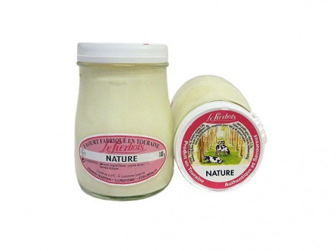 Fromagerie Seigneuret - Yaourt Nature X 2