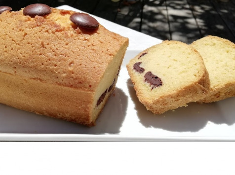 Les Cannelés d'Audrey - Quatre-quarts De Tonton Aux Pépites De Chocolat, Sans Gluten