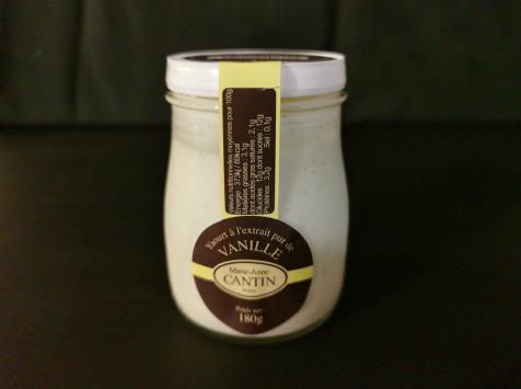 La Fromagerie Marie-Anne Cantin - Yaourt À L'extrait Pur De Vanille