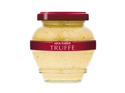 Domaine des Terres Rouges - Moutarde À La Truffe 200g