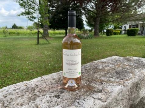 Vignobles Fabien Castaing - AOC Bergerac Rosé Château Les Mailleries Grand Terroir 2020 - 75cl