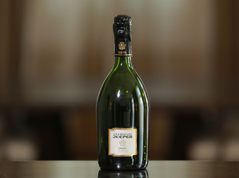 Champagne Jeeper - Cuvée Extra Brut Naturelle