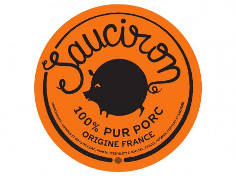 Le Goût du Boeuf - Sauciron 200g