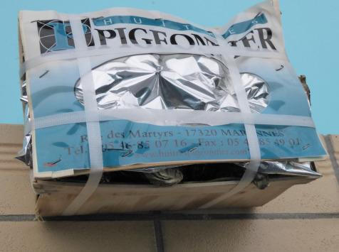 Huîtres Pigeonnier - Lot De 2 Douzaines Fines de Claires N°3 Et De 2 Douzaines Fines De Claires N°2