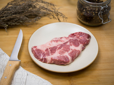Maison Millas - 4 Côtelettes De Porc Échine