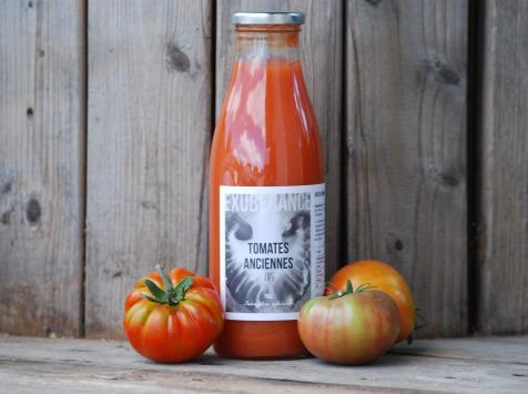 La Boite à Herbes - Lot De 6 Jus De Tomate Ancienne - 75cl