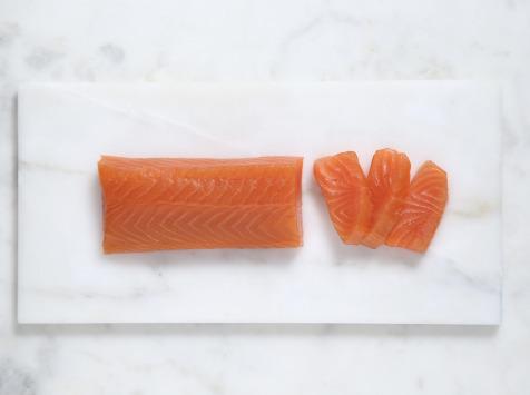 ÏOD - Coeur de saumon fumé 120g non tranché