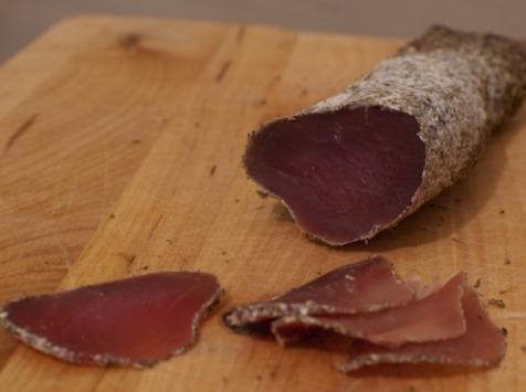 Ferme les Acacias - Filet Mignon Séché Au Piment D'espelette