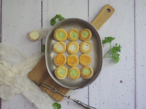 Limero l'Escargot Mayennais - Assiette De 12 Mini Bouchées D'escargots Gros Gris FRAIS Garnies Aux 3 Beurres - Lot De 5