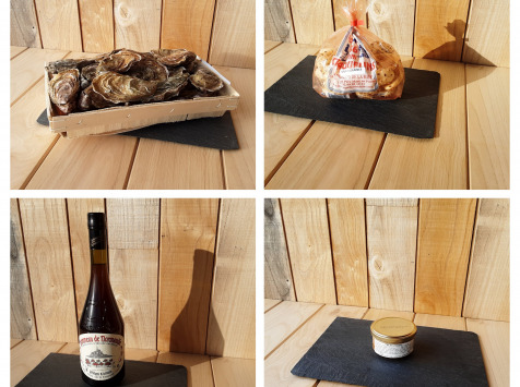 Gourmets de l'Ouest - Panier de la baie de Cancale