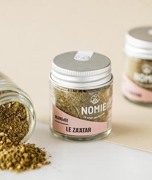 Nomie, le goût des épices - Zaatar