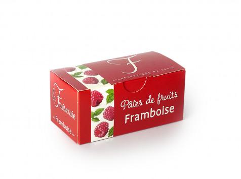 La Fraiseraie - Pâtes de Fruits Framboise 225g