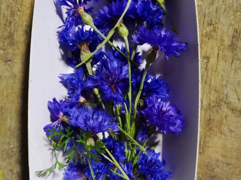 La Boite à Herbes - Fleur De Bleuet - Barquette 20g