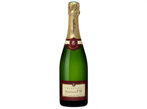 Champagne Stéphane Fir - Champagne Brut - 6 X 75 Cl