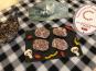 La ferme Grandvillain - Crépinettes de Poulet - Ail & Persil - 4 X105 G