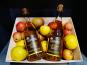 """Distillerie du Gorvello - Jus de Pomme Bio  """"Pétillant"""" x6"""