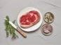 BEAUGRAIN, les viandes bien élevées - Entrecôte de Salers (250g X 5)