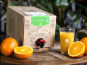 """Jus de fruits """"Ju"""" - Pur Jus D'oranges Bio Du Mexique – 5 Litres"""