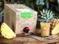 """Jus de fruits """"Ju"""" - Pur Jus D'ananas Du Costa Rica Bio - 5 Litres"""