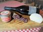 Charcuterie Mannei - Apéro au Porc Noir Corse, Patrimonio rouge et Fromage de Brebis au lait cru
